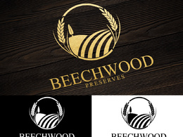 Do a 5 Professional logo samples with files and revisions free