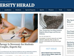 Publish a Guest Post on - Universityherald.com - DA67