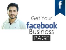 Set up and optimize your facebook business page