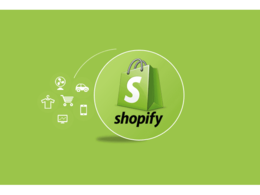 I will create a Shopify store and website for your business