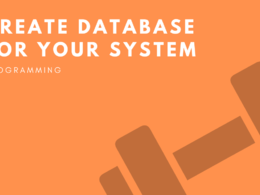 Create SQL and NoSQL Database
