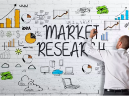 Do market research on any industry