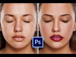 Do professional 4 photo edit image retouch headshots portraits