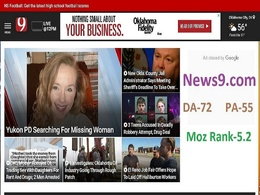 Do Guest post on News9.com with Dofollow Link
