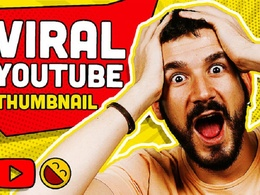 Design a Viral Youtube Thumbnail