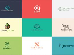 Design professional brand logo for you