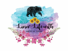 Design  feminine watercolor logo