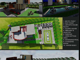Do detailed 3d modelling along with rendering of a model
