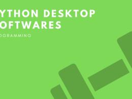 Python Based Desktop Application