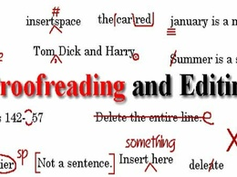 Professional Proofread upto 600 words