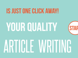Write a 500 word article or blog on adventure or travel