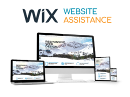 Wix Assistance 1 hour