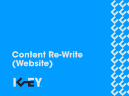 Rewrite a page on your website