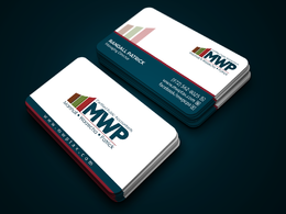 Design business card 2 initial concept Unlimited revisions