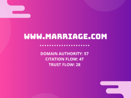 Add a guest post on marriage.com