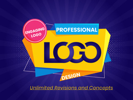 Engaging Logo for your Business Brand