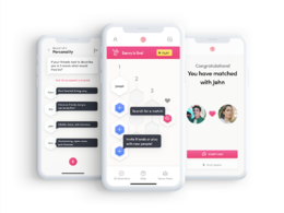 Develop Dating App like Tinder, Bumble, Hinge, OKCupid