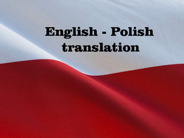 Translate from English to Polish