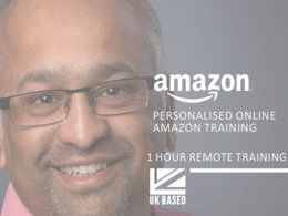 Provide Personalised Remote Online Amazon Training - 1 hour