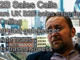 Make 100 telesales/telemarketing calls in in 6 hrs