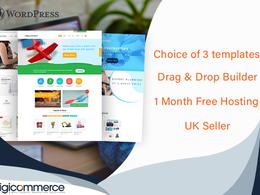 DigiCommerce LTD's header