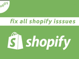 Add custom functionality/ Fix bugs on your Shopify Store