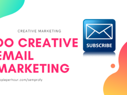Do email marketing and automation consulting