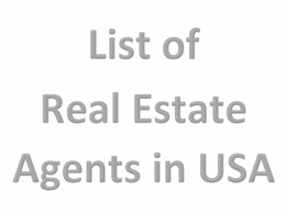 Provide a list of 50,000 real estate agents in USA