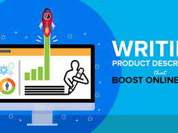 Write Compelling Product Descriptions - Upto 10 Products