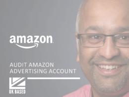 Audit Amazon Advertising Account