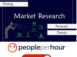 Conduct market research and competitor analysis