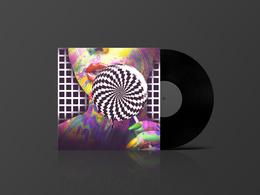 Design professional album cover art