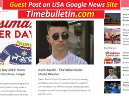 Publish  your Content on USA google news Site Timebulletin.com