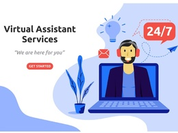 One hour Virtual Assistance for Business Support