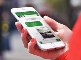 Chatting application like Whatsapp / Snapchat / Wechat