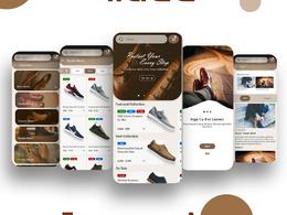 Do 10 Pages Mobile App UI/UX Design in adobe XD