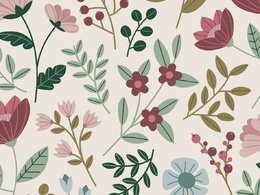 Design a seamless repeat surface pattern design