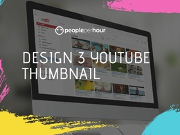 Design 3 youtube thumbnail