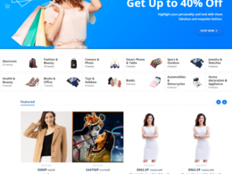 Develop Ecommerce store with laravel back end and Hybrid App