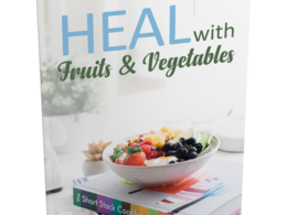 Provide an ebook for Heal With Fruit and Vegetables