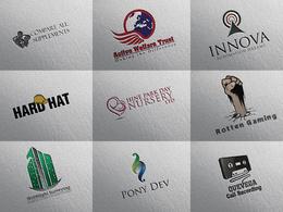 Classy Logo Design + Free Favicon & Business Card