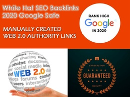 Create 25 Manual High Quality Domain Authority Web 2.0 Blogs