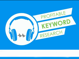 Research and provide top 10 profitable keywords