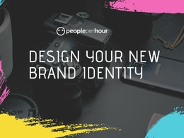 Design your new brand identity