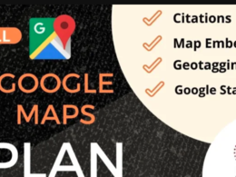 Do full google map plan to outrank local competitors