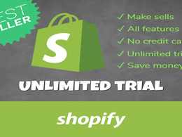 Shopify without monthly subscription - Unlimited Shopify Store