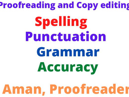 Proofread your 1000 words document