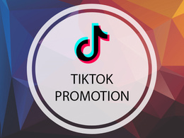 Promote your TikTok Profile to our Communities | Growth Service