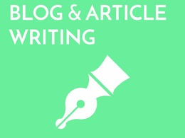 Write a 500 word article on any subject