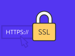 Install SSL on your website